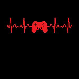 Herzschlag Gamer