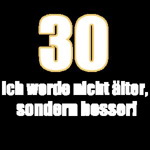 30. Geburtstag Geschenk