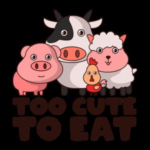 Tierschutz Veganer Vegetarier