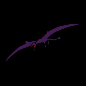 Pterodactyl, Dino, Dinosaurier, Urzeit