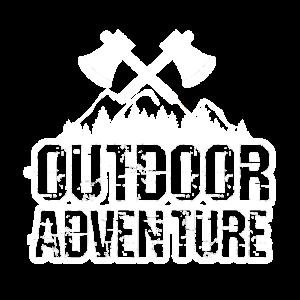Outdoor Adventure - Geschenk für Männer Natur