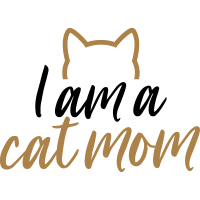 Cat Mom Katze