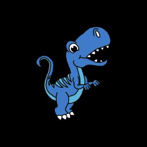Dino blue