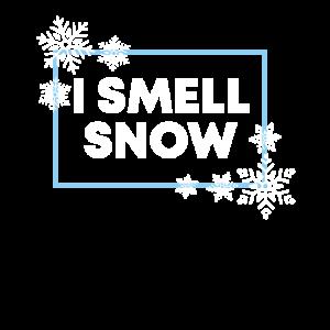 I Smell Snow No. 10