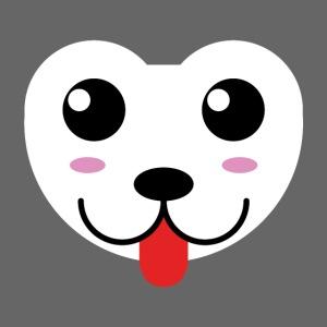 Husky perro bebé (baby husky dog)
