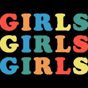 Girls Girls Girls Feminist Quote