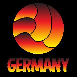 Fussball Germany Retro