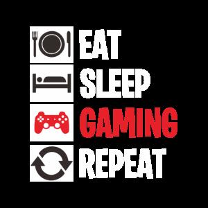 Gamershirt/ T-Shirt zum Zocken