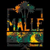 malle 2019 palm design