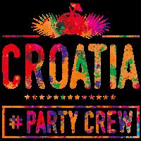 croatia party crew bunt