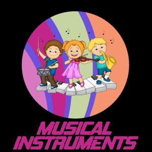 Musikalische Instrumente Hobby im Kreis