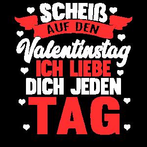 Lustig Valentinstag Sprüche Ironie Geschenk