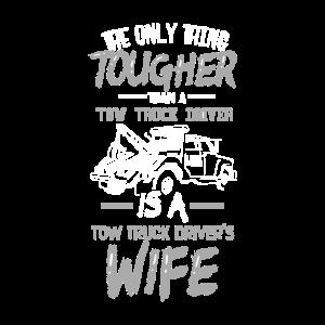 Abschleppwagenfahrer Ehefrau lustiges Abschlepper