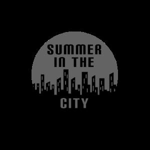 Summer in the city - Sommer in der Stadt