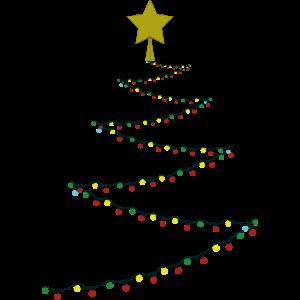 Weihnachtsbaum Lichter