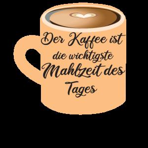 Kaffee Mahlzeit