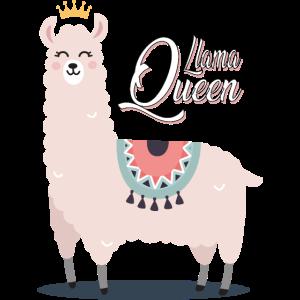 llama queen Lama Drama Shirt