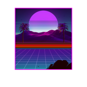 Vaporwave Aesthetic Fashion Paradise Retrowave