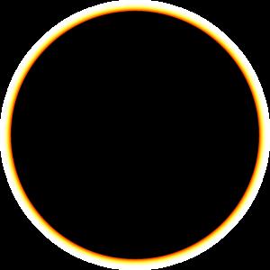 Sonnenfinsternis schoenes Design zum verschenken