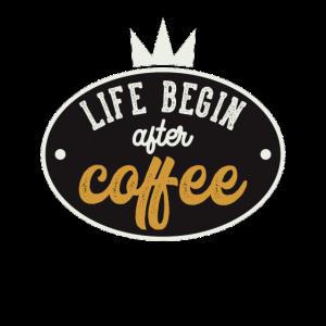 Kaffeeliebhaber Kaffee Geschenk für Kollegen