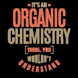 Es ist ein organisches Chemie Ding