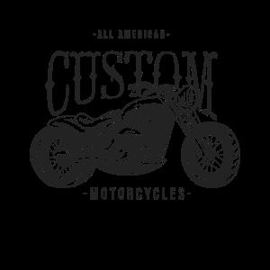 All American Custom Motorcycles Gift Idea