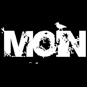 Moin mit Möwe