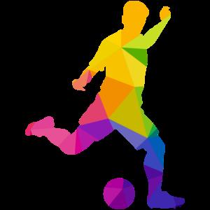 Fussball Fussballer Fussballspieler Fussballfan