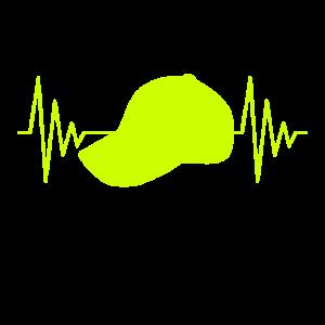 Mütze Herzschlag