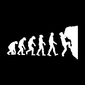 Bouldern Evolution