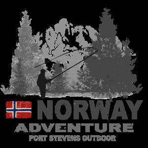 Norway - Norge - Norwegen - Fishing - Angeln