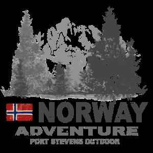 Norway - Norge - Norwegen