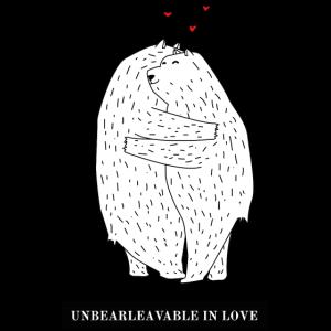 Liebende Bären