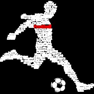 Fussball Fussballer Fussballspieler Fussballspiel