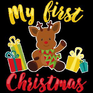 My first Christmas - Mein erstes Weihnachten Baby