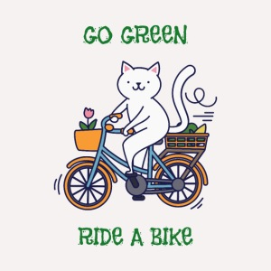 Caring About Climate Change? Go Green Ride A Bike
