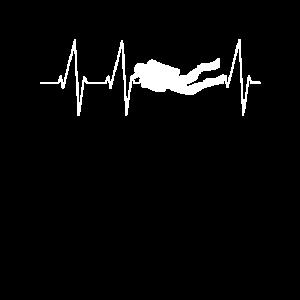 Herzschlag Taucher Tauchen