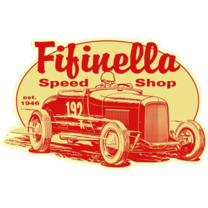Hot rod Speed Shop