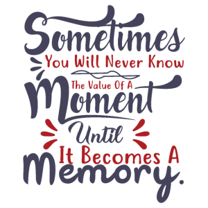 Spruch Leben Erinnerung