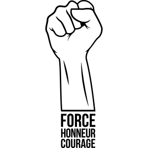 Force Honneur Courage