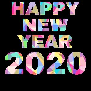 2020 New Year Silvester Neues Jahr