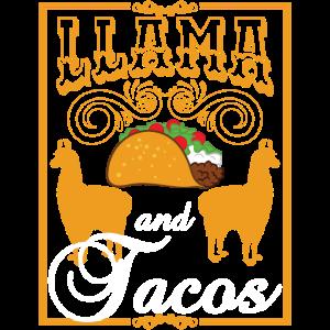 Llama And Tacos