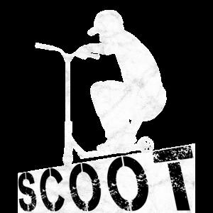 Stuntscooter Trickscooter Halfpipe