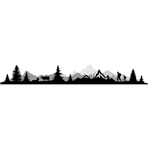 Skyline - Berge Alpen