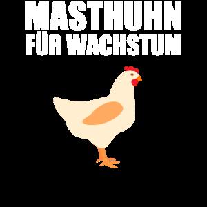 Masthuhn für Wachstum Hühner Gym Muskelaufbau Body
