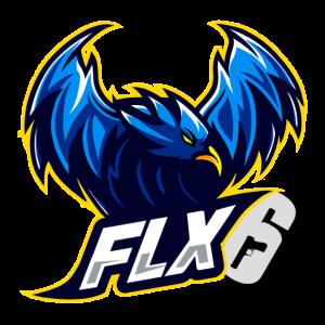 Rainbow Six Siege FLX Logo