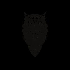 Eule ist mein Spirit Animal