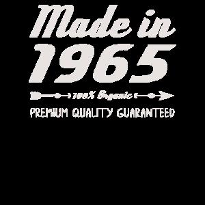 Jahrgang 1965 Geburtstag Geschenk 55 Jahre Retro