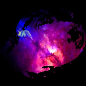 Weltraum All Galaxie Geschenkidee