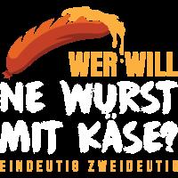 Grill - Wurst mit käse?